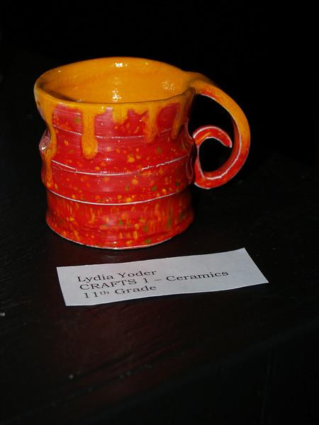 Ceramic Mug - Lydia Yoder