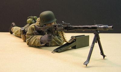 MG Gunner