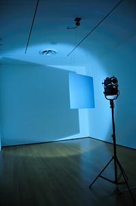 """Wall Eclipse"" - Ofafur Eliasson"