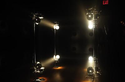 """1 m3 light"" - Ofafur Eliasson"
