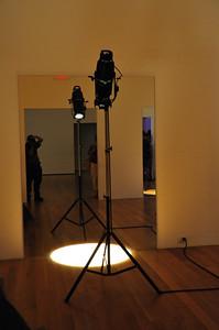 """Mirror door"" - Ofafur Eliasson"