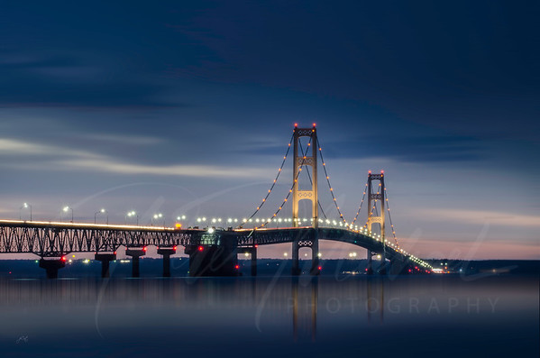 Mackinaw Bridge , Mackinac Bridge ALBUM