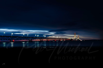 night photography big mac