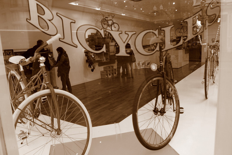 Old Time Bicycles
