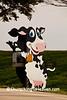 Smiling Cow Mailbox, Ogle County, Illinois
