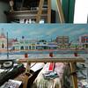 Main Street  12x36, oil, jan 25, 2013  DSCN1992