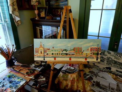 Main Street  12x36, oil, jan 24, 2013  DSCN1989