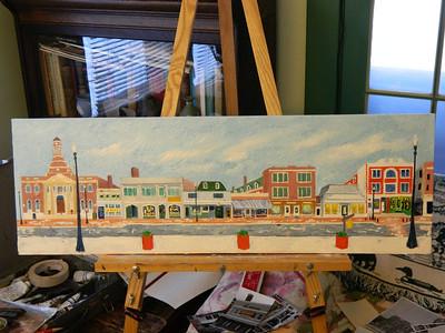 Main Street  12x36, oil, jan 24, 2013  DSCN1990