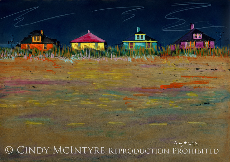 Beach Cottages - Old Orchard Beach, Maine