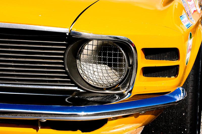 Because Racecar 1970