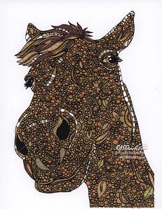 Mandala_Art_Horse_303