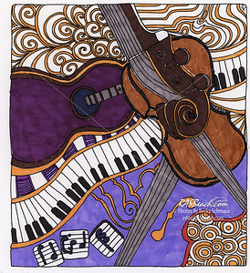 Mandala_Art_Guitar_Music_CP_293