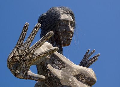 Marco Cochrane Sculpture