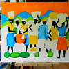 Market Day - Kingston, 30x36, oil, july 4, 2016 DSCN0091