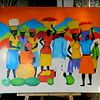 Market Day - Kingston, 30x36, oil, july 6, 2016 DSCN0098
