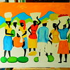 Market Day - Kingston, 30x36, oil, july 4, 2016 DSCN0092