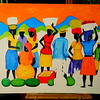 Market Day - Kingston, 30x36, oil, july 5, 2016 DSCN0095