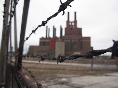 Mighty Marysville Power Plant - Michigan