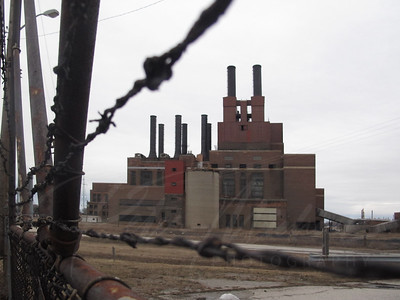 Mighty Marysville Power Plant - Michigan