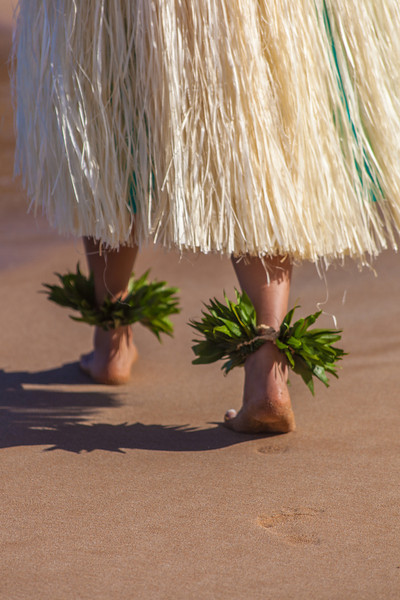 'Hula Feet'
