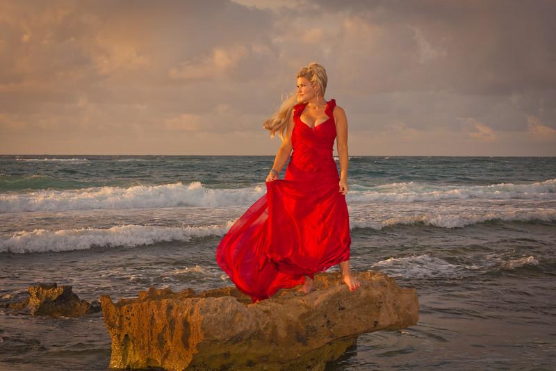 'Sunset Siren'
