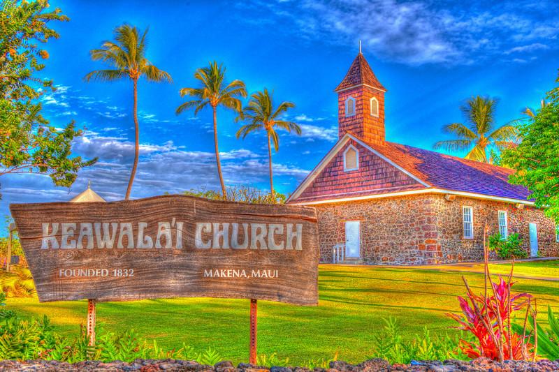 'Keawala'i Church 1'