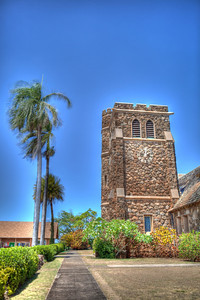 Makawao Union Church HDR 8