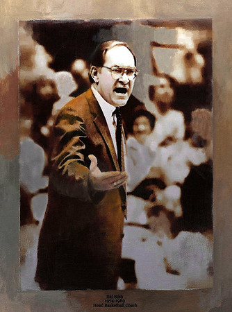 Bill Bibb 1974-1989 Head Basketball Coach
