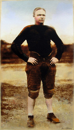 Wally Butts 1929 Mercer,  Georgia Head Football Coach