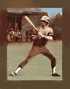 Joe Pettini  Mercer baseball 1974-78,  Major League baseball player and coach