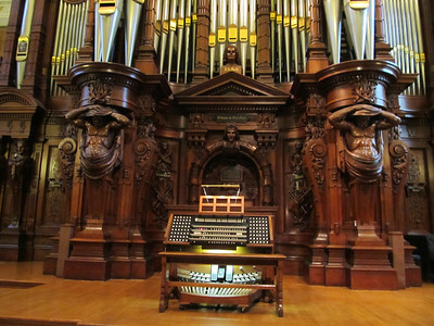 Methuen Pipe Organ Concert 07272011
