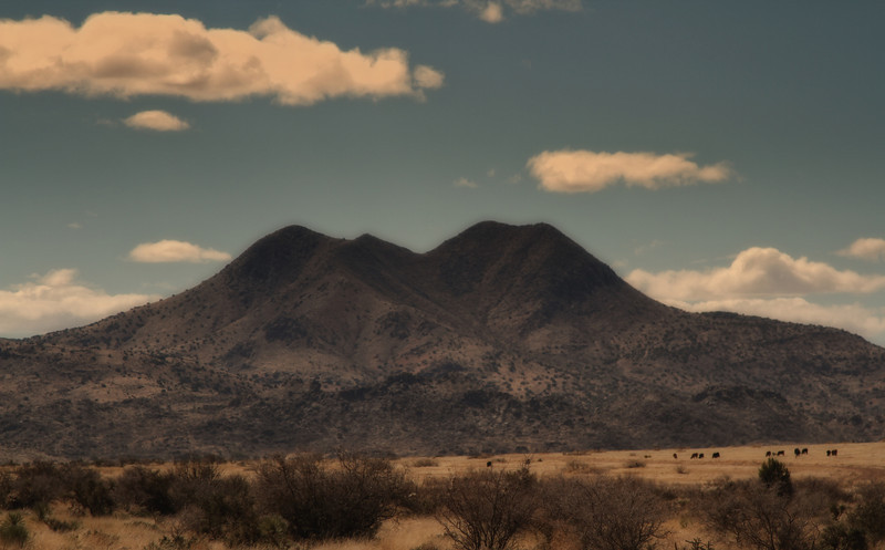 Twin Peaks<br /> Alpine Texas<br /> Rachael Waller Photography