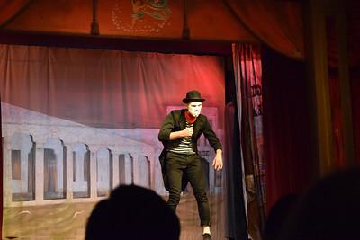 Mime at Amargoza Opera House