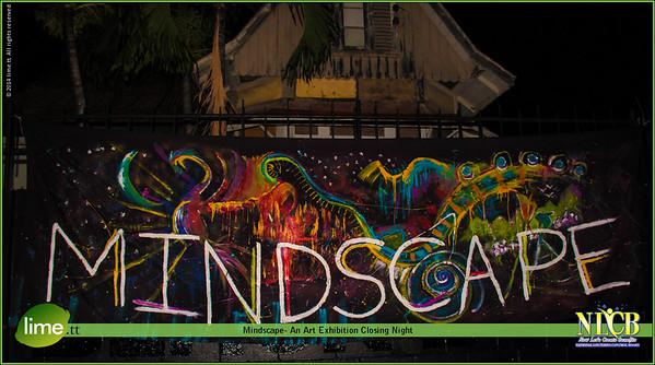 Mindscape- An Art Exhibition Closing Night