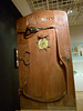 Another early JAMES HUBBEL Door.