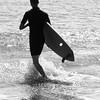 Tybee surfer