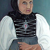 Mother Maria Anna Brunner painted in 2009 for the 175th anniversary of the Sisters of the Precious Blood.