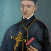 Father Francis de Sales Brunner painted in 2009 for the 175th Anniversary of the Sisters of the Precious Blood