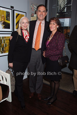 Barbara Price, David Price, Lucy Neis