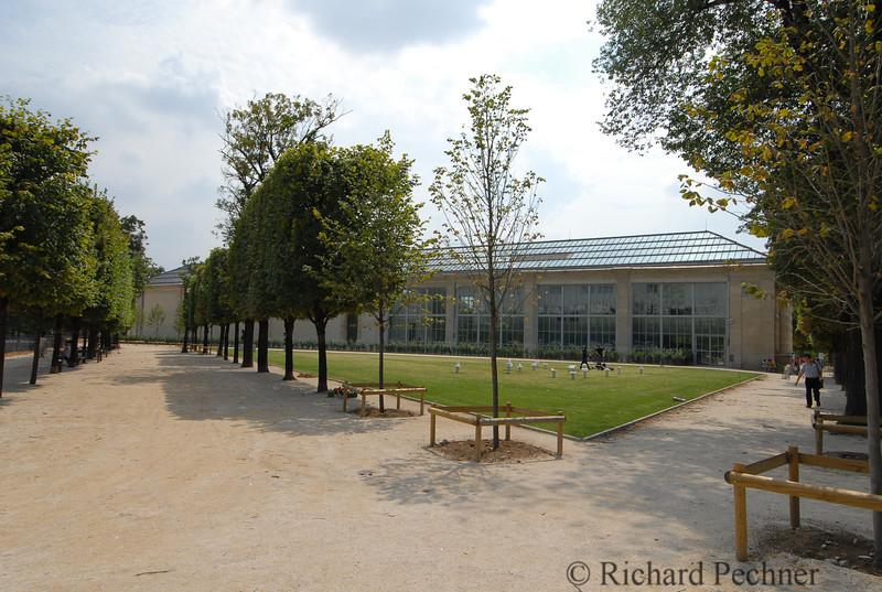 L'Orangerie, Jardin des Tuileries