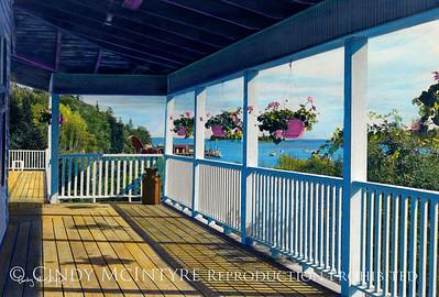 Monhegan-Port Clyde-Tenants Harbor-St.George ME