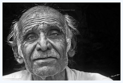 Old Man | Streets of Mumbai