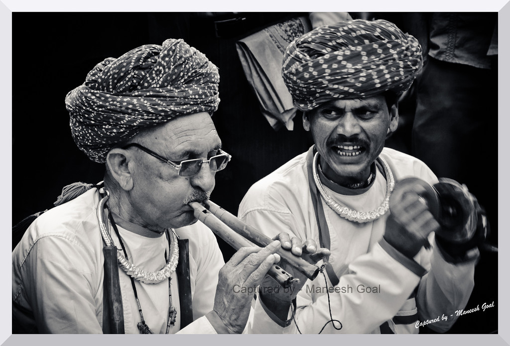 Hot & Cold! | Rajasthani Folk Artists