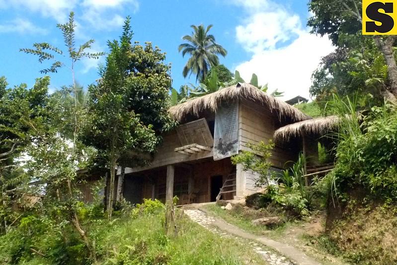 CAGAYAN DE ORO. The house where Lang Dulay where they weave. (Bobby E. Lagsa)
