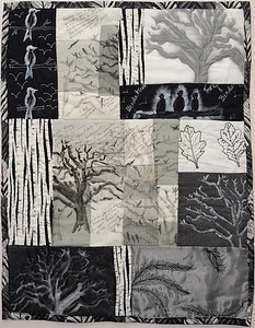Trees and Birds  -  Cathy Ortelle