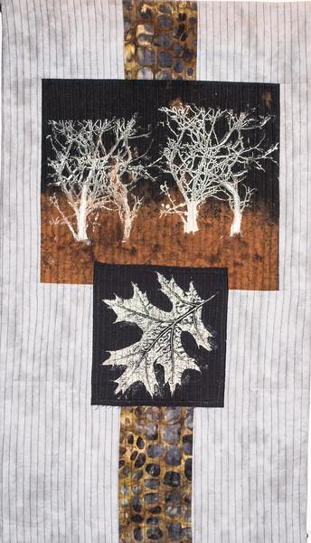 Ghost Leaf - Linda Morand