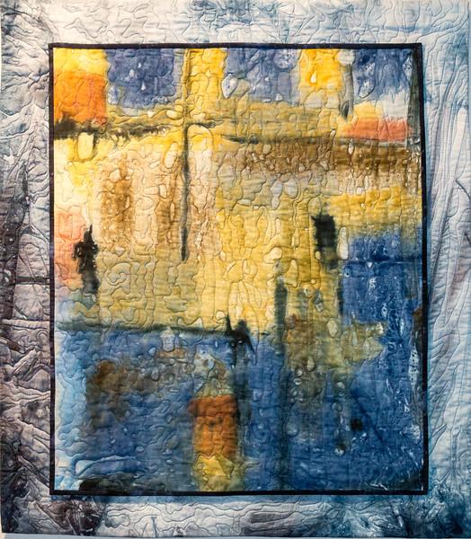 Rain on the Window - Judy Mathieson