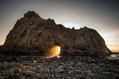 Big Sur Light Portal