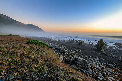 Lost Coast Wilderness, Northern California