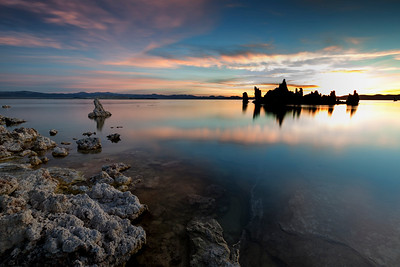 Mono Lake First Light